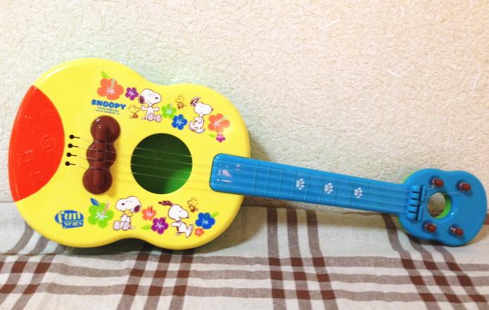 スヌーピー・ギター