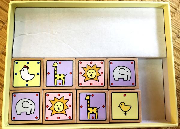 どうぶつしょうぎの箱